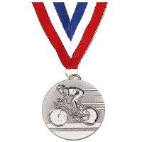 Target50 Cycling Medal with</br>AM1138R.02